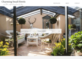 charmingsmallhotels.co.uk