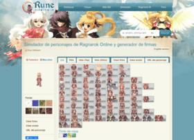 charsim.rune-nifelheim.com