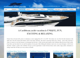 chartercaribbeanyacht.com