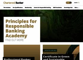 charteredbanker.com