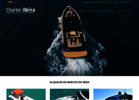 charterenibiza.com
