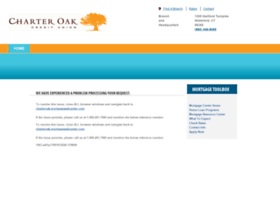 charteroak.mortgagewebcenter.com