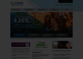chartersavingsbank.co.uk