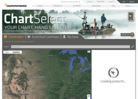 Chartselect.humminbird.com