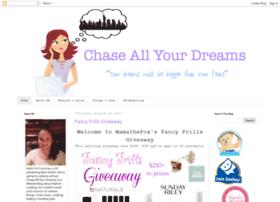 chaseallyourdreams.blogspot.com