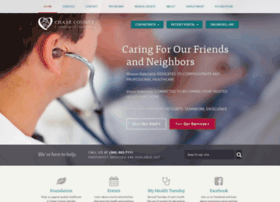 chasecountyhospital.com