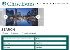 chaseevans.co.uk