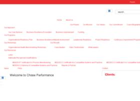 chaseperformance.com