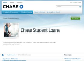 chasestudentloans.com