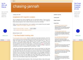 chasing-jannah.blogspot.com