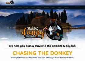 chasingthedonkey.com