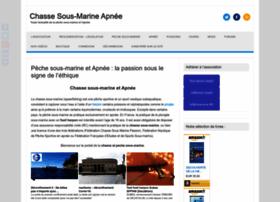 chasse-apnee.com