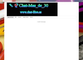 chat-mas-de-30.blogspot.com.es
