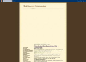chat-support-outsourcing1.blogspot.in