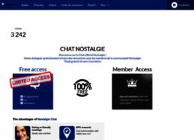 chat.nostalgie.fr