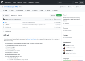 chat.servicestack.net