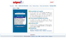 chat.sipo.cl