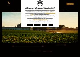 chateau-mouton-rothschild.com