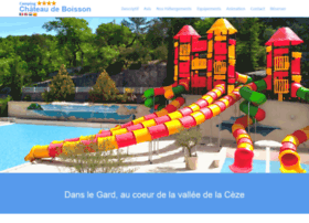 chateaudeboisson.com