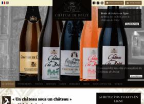 chateaudebreze.com
