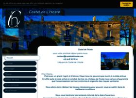 chateaudelhoste.com