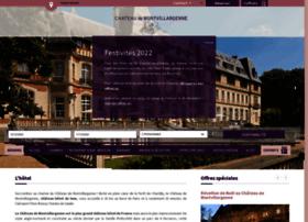 chateaudemontvillargenne.com