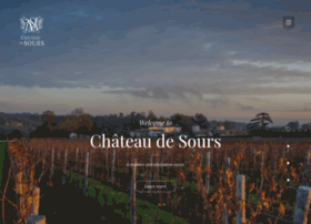 chateaudesours.com