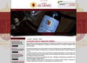 chateaulesgraves.com