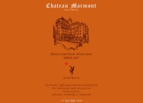 chateaumarmont.com
