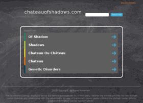 chateauofshadows.com