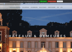 chateauxdemeures.com