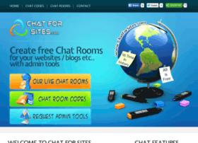 chatforsites.com