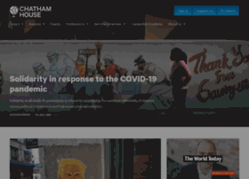 chathamhouse.org.uk