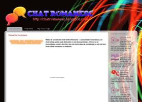 chatromanesc.blogspot.ro
