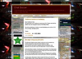 chatsoccer.blogspot.com