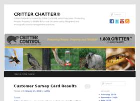 chatter.crittercontrol.com