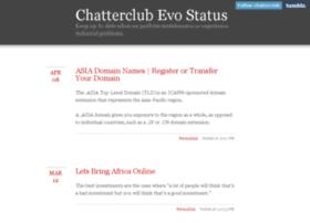 chatterclub.tumblr.com