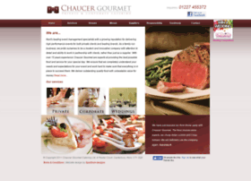 chaucergourmet.co.uk