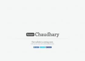 chaudharyarnav.com