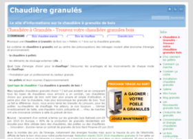 chaudiere-granules.fr