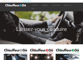 chauffeurandgo.com