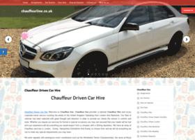 chauffeurline.co.uk