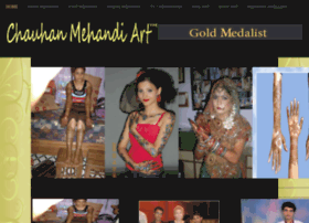 chauhanmehandiart.com