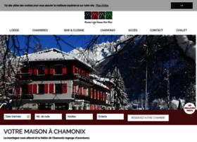 chaumierelodge.com