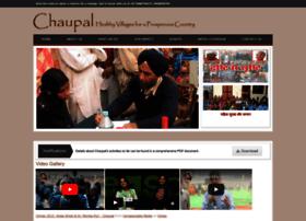 chaupalindia.org