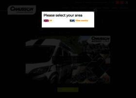 chausson-motorhomes.com