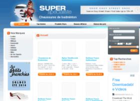 chaussures-de-badminton.com