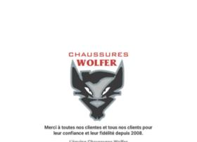 chaussures-wolfer.fr