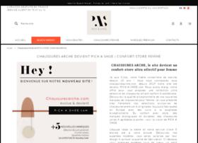 chaussuresarche.com