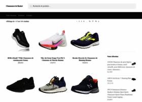 chaussuresbaskets.fr